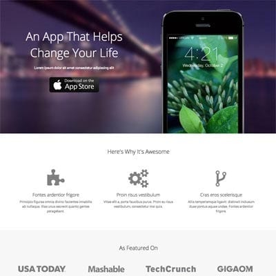 Web Design - Appify