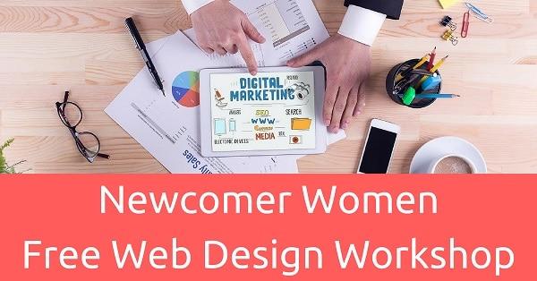 Free Web Design Workshops 07
