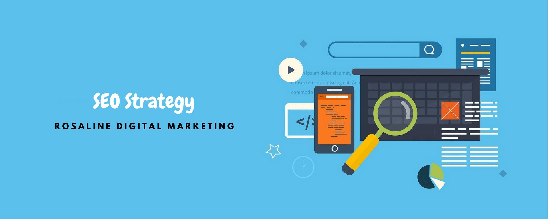 SEO Strategy - SEO Marketing Strategy
